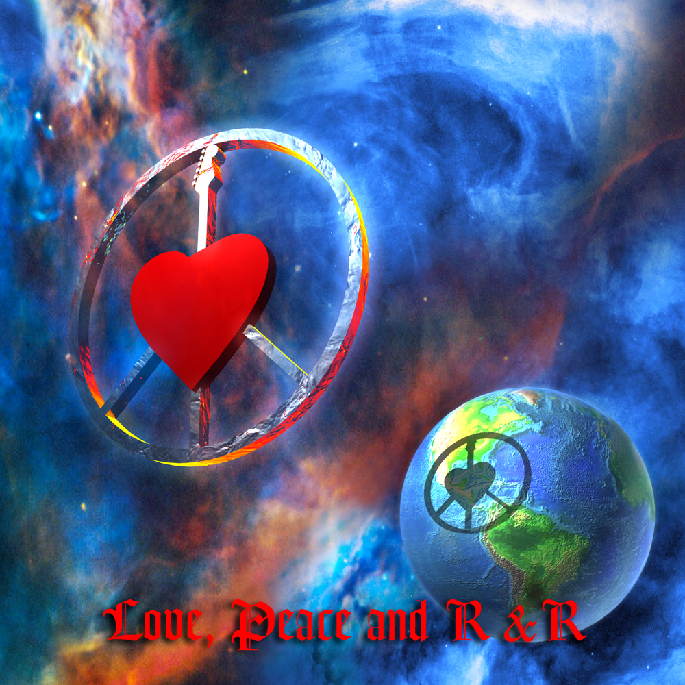 love and peace images